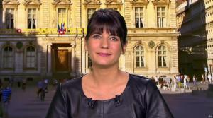 Estelle Denis dans Euro Millions - 18/11/14 - 12