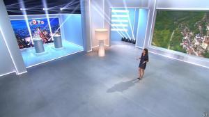 Estelle Denis lors du Tirage du Loto - 01/11/14 - 02