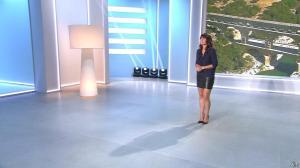Estelle Denis lors du Tirage du Loto - 01/11/14 - 04