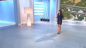 Estelle Denis lors du Tirage du Loto - 01/11/14 - 05