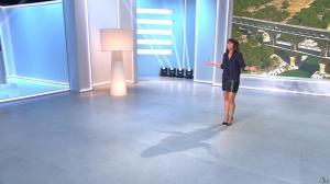 Estelle Denis lors du Tirage du Loto - 01/11/14 - 06