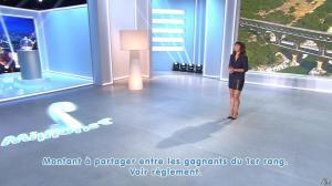 Estelle Denis lors du Tirage du Loto - 01/11/14 - 07