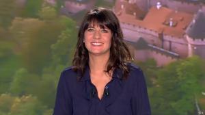 Estelle Denis lors du Tirage du Loto - 01/11/14 - 14