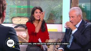 Farida Foodista dans la Quotidienne - 16/10/14 - 15