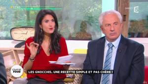 Farida Foodista dans la Quotidienne - 16/10/14 - 19