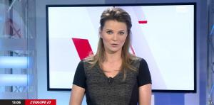 France Pierron dans Menu Sport - 03/12/14 - 06