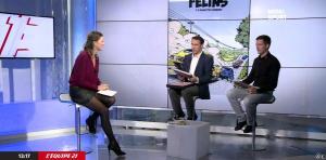 France Pierron dans Menu Sport - 08/12/14 - 05