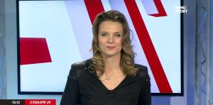 France Pierron dans Menu Sport - 11/12/14 - 06