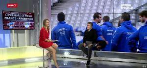 France Pierron dans Menu Sport - 19/11/14 - 04