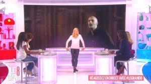 Hapsatou Sy, Laurence Ferrari et Audrey Pulvar dans le Grand 8 - 03/11/14 - 05