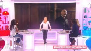 Hapsatou Sy, Laurence Ferrari et Audrey Pulvar dans le Grand 8 - 03/11/14 - 06