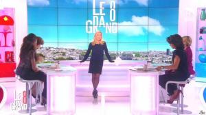 Hapsatou Sy, Laurence Ferrari et Audrey Pulvar dans le Grand 8 - 04/11/14 - 01