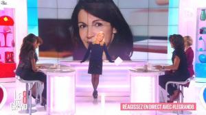 Hapsatou Sy, Laurence Ferrari et Audrey Pulvar dans le Grand 8 - 04/11/14 - 02