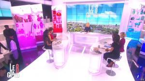 Hapsatou Sy, Laurence Ferrari et Audrey Pulvar dans le Grand 8 - 04/11/14 - 10