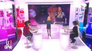 Hapsatou Sy, Laurence Ferrari et Audrey Pulvar dans le Grand 8 - 20/11/14 - 04