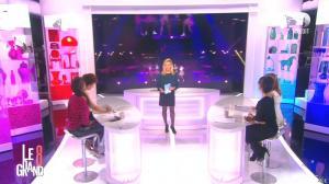 Hapsatou Sy, Laurence Ferrari et Audrey Pulvar dans le Grand 8 - 20/11/14 - 05