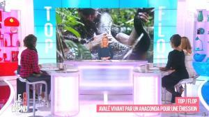 Hapsatou Sy, Laurence Ferrari et Audrey Pulvar dans le Grand 8 - 20/11/14 - 31