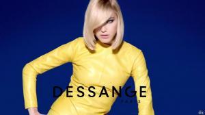 Inconnue dans Publicité pour Jacques Dessange - 28/10/13 - 02