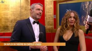 Izia dans le Grand Journal de Canal Plus - 22/02/13 - 01