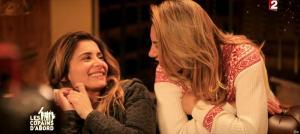 Julie Zenatti et Ariane Brodier dans les Copains d'Abord Font du Ski - 25/12/14 - 02
