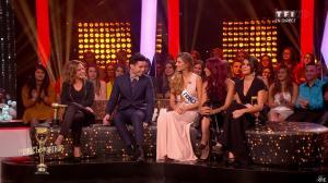Karine Ferri, Sandrine Quétier et Shy'm dans En Direct avec Arthur - 19/12/14 - 02