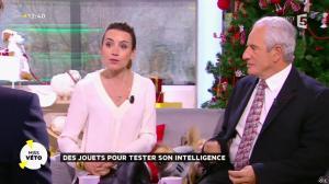 Laetitia Barlerin dans la Quotidienne - 17/12/14 - 02