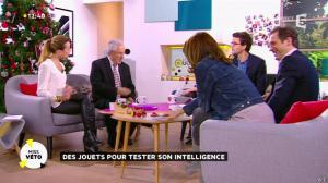 Laetitia Barlerin dans la Quotidienne - 17/12/14 - 03