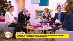 Laetitia Barlerin dans la Quotidienne - 17/12/14 - 05