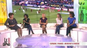 Laurence Ferrari, Audrey Pulvar et Hapsatou Sy dans le Grand 8 - 17/10/12 - 10