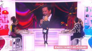 Laurence Ferrari, Audrey Pulvar et Hapsatou Sy dans le Grand 8 - 18/11/14 - 05
