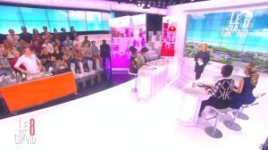 Laurence Ferrari, Audrey Pulvar et Hapsatou Sy dans le Grand 8 - 18/11/14 - 09