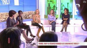 Laurence Ferrari, Audrey Pulvar et Hapsatou Sy dans le Grand 8 - 29/10/12 - 04