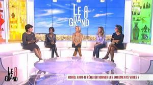 Laurence Ferrari, Audrey Pulvar et Hapsatou Sy dans le Grand 8 - 29/10/12 - 05