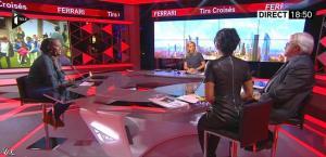 Laurence Ferrari et Audrey Pulvar dans Tirs Croisés - 05/12/13 - 18
