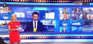 Laurence Ferrari dans i>Télé - 25/05/14 - 03