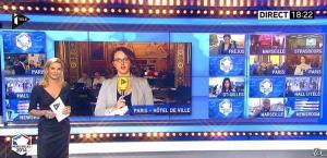 Laurence Ferrari dans I télé - 30/03/14 - 11