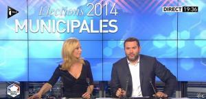 Laurence Ferrari dans i>Télé - 30/03/14 - 16