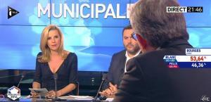 Laurence Ferrari dans I télé - 30/03/14 - 20