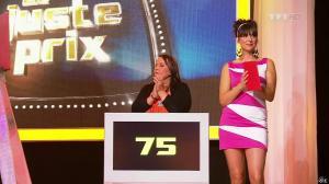 Fanny Veyrac dans le Juste Prix - 01/03/10 - 17