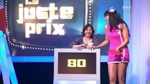 Fanny Veyrac dans le Juste Prix - 02/04/10 - 28