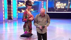 Fanny Veyrac dans le Juste Prix - 12/02/10 - 01