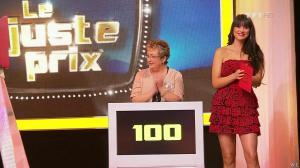 Fanny Veyrac dans le Juste Prix - 15/03/10 - 13