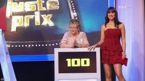 Fanny Veyrac dans le Juste Prix - 15/03/10 - 14