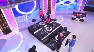 Les Gafettes, Fanny Veyrac et Nadia Aydanne dans le Juste Prix - 05/05/10 - 02