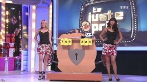 Les Gafettes, Fanny Veyrac et Nadia Aydanne dans le Juste Prix - 11/05/10 - 01