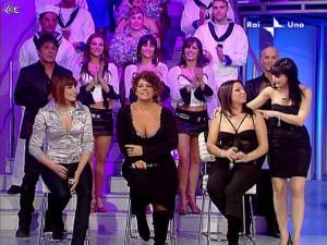 Lorena Bianchetti dans Domenica in - 01/03/09 - 01