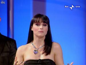 Lorena Bianchetti dans DomeniÇa in - 01/03/09 - 03