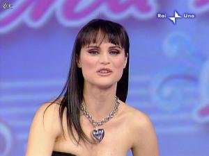 Lorena Bianchetti dans DomeniÇa in - 01/03/09 - 04