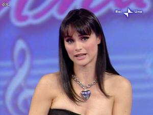 Lorena Bianchetti dans DomeniÇa in - 01/03/09 - 07