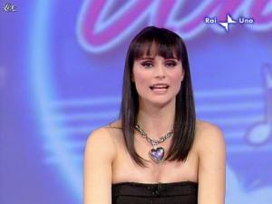 Lorena Bianchetti dans DomeniÇa in - 01/03/09 - 08